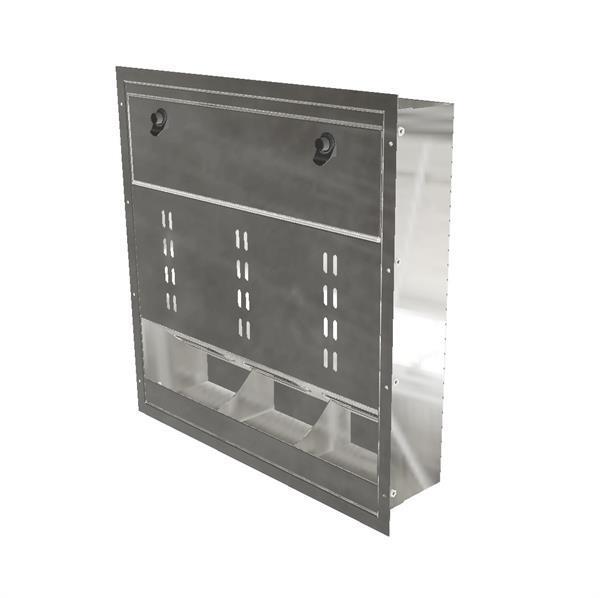 Custom Built-in Dispensers