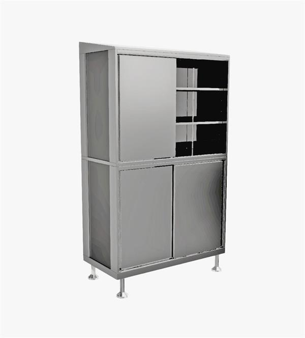 Full Length Cabinet - Sliding Doors