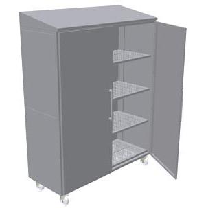 Wide Cabinet - 2 doors