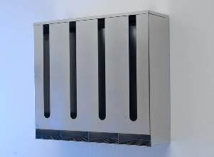Sterile Glove Dispenser - 4 compartments