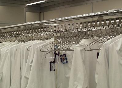 Cleanroom Hanger