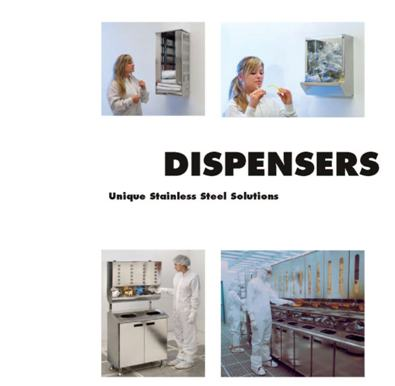 X - Download Cleanroom Dispenser Brochure