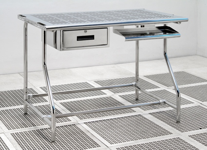 Cleanroom Ergo Tables