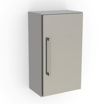 Wall Mount Cabinet - 1 Door