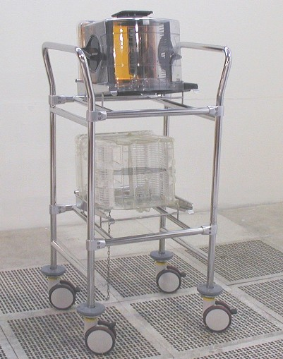 FOUP / FOSB Transport Cart
