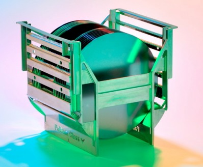 8 Inch Metal Wafer Cassette